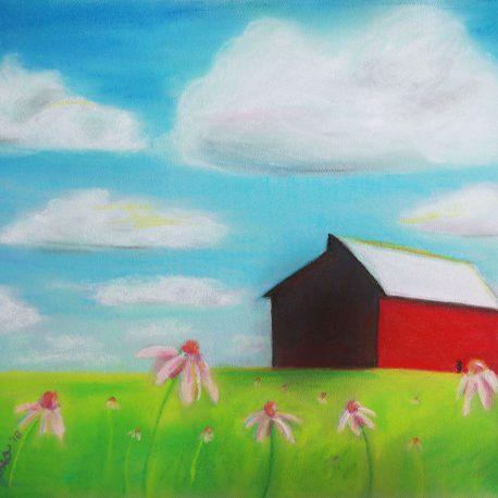 Red Barn – 11×14
